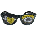 Siskiyou Buckle FHGD115 Green Bay Packers I Heart Game Day Shades