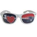 Siskiyou Buckle FHGD120W New England Patriots I Heart Game Day Shades