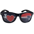 Siskiyou Buckle FHGD120 New England Patriots I Heart Game Day Shades