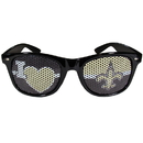 Siskiyou Buckle FHGD150B New Orleans Saints I Heart Game Day Shades