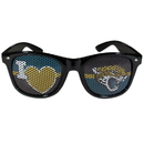 Siskiyou Buckle FHGD175B Jacksonville Jaguars I Heart Game Day Shades