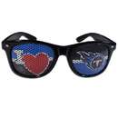 Siskiyou Buckle FHGD185 Tennessee Titans I Heart Game Day Shades