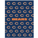 Siskiyou Buckle FICC005 Chicago Bears iPad Cleaning Cloth