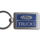 Siskiyou Buckle FK8 Ford Truck Chrome Key Chain