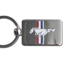 Siskiyou Buckle FK9 Mustang Chrome Key Chain