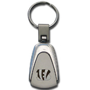 Siskiyou Buckle FKC010 Cincinnati Bengals Etched Key Chain