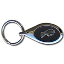 Siskiyou Buckle FKC015O Buffalo Bills Etched Key Chain