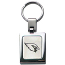 Siskiyou Buckle FKC035S Arizona Cardinals Etched Key Chain