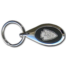 Siskiyou Buckle FKC045O Kansas City Chiefs Etched Key Chain