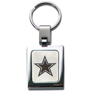 Siskiyou Buckle FKC055S Dallas Cowboys Etched Key Chain