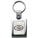 Siskiyou Buckle FKC075S San Francisco 49ers Etched Key Chain