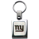 Siskiyou Buckle FKC090S New York Giants Etched Key Chain