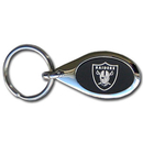 Siskiyou Buckle FKC125O Oakland Raiders Etched Key Chain