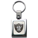 Siskiyou Buckle FKC125S Oakland Raiders Etched Key Chain