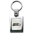 Siskiyou Buckle FKC155S Seattle Seahawks Etched Key Chain