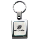 Siskiyou Buckle FKC180S Baltimore Ravens Etched Key Chain