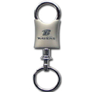 Siskiyou Buckle FKC180V Baltimore Ravens Etched Key Chain
