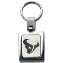 Siskiyou Buckle FKC190S Houston Texans Etched Key Chain
