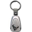 Siskiyou Buckle FKC190 Houston Texans Etched Key Chain