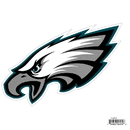 Siskiyou Buckle FLAM065 Philadelphia Eagles 8 inch Logo Magnets
