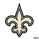 Siskiyou Buckle FLAM150 New Orleans Saints 8 inch Logo Magnets