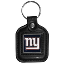 Siskiyou Buckle FLK091 New York Giants Square Leather Key Chain
