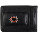 Siskiyou Buckle FLMC005 Chicago Bears Leather Cash & Cardholder