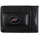 Siskiyou Buckle FLMC015 Buffalo Bills Leather Cash & Cardholder