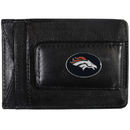 Siskiyou Buckle FLMC020 Denver Broncos Leather Cash & Cardholder