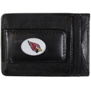 Siskiyou Buckle FLMC035 Arizona Cardinals Leather Cash & Cardholder