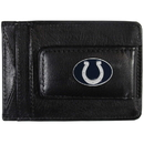 Siskiyou Buckle FLMC050 Indianapolis Colts Leather Cash & Cardholder