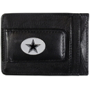 Siskiyou Buckle FLMC055 Dallas Cowboys Leather Cash & Cardholder