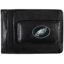 Siskiyou Buckle FLMC065 Philadelphia Eagles Leather Cash & Cardholder