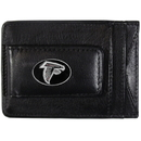 Siskiyou Buckle FLMC070 Atlanta Falcons Leather Cash & Cardholder