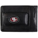 Siskiyou Buckle FLMC075 San Francisco 49ers Leather Cash & Cardholder