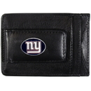 Siskiyou Buckle FLMC090 New York Giants Leather Cash & Cardholder