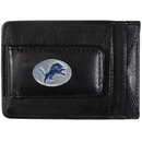 Siskiyou Buckle FLMC105 Detroit Lions Leather Cash & Cardholder