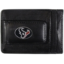 Siskiyou Buckle FLMC190 Houston Texans Leather Cash & Cardholder
