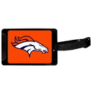 Siskiyou Buckle Denver Broncos Luggage Tag, FLTS020