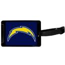 Siskiyou Buckle Los Angeles Chargers Luggage Tag, FLTS040