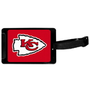 Siskiyou Buckle Kansas City Chiefs Luggage Tag, FLTS045