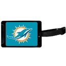 Siskiyou Buckle Miami Dolphins Luggage Tag, FLTS060