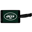 Siskiyou Buckle New York Jets Luggage Tag, FLTS100