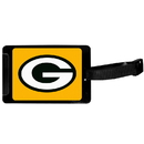 Siskiyou Buckle Green Bay Packers Luggage Tag, FLTS115