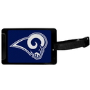 Siskiyou Buckle Los Angeles Rams Luggage Tag, FLTS130