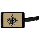 Siskiyou Buckle New Orleans Saints Luggage Tag, FLTS150
