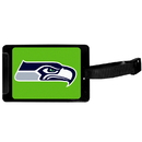 Siskiyou Buckle Seattle Seahawks Luggage Tag, FLTS155