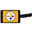 Siskiyou Buckle Pittsburgh Steelers Luggage Tag, FLTS160