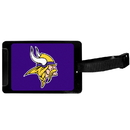 Siskiyou Buckle Minnesota Vikings Luggage Tag, FLTS165