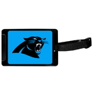 Siskiyou Buckle Carolina Panthers Luggage Tag, FLTS170